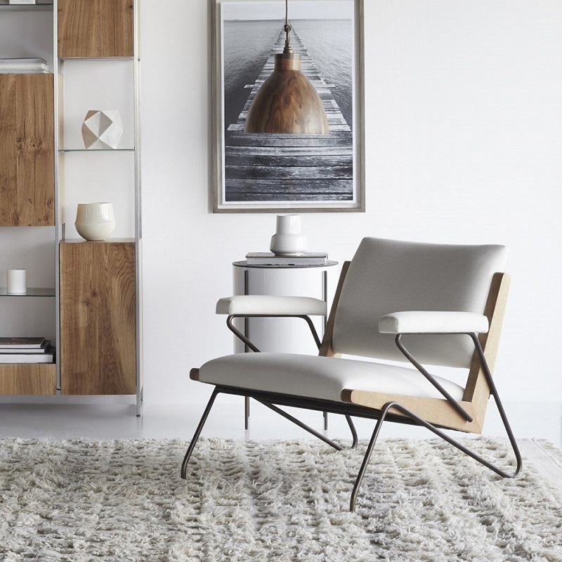 beige accent chairs
